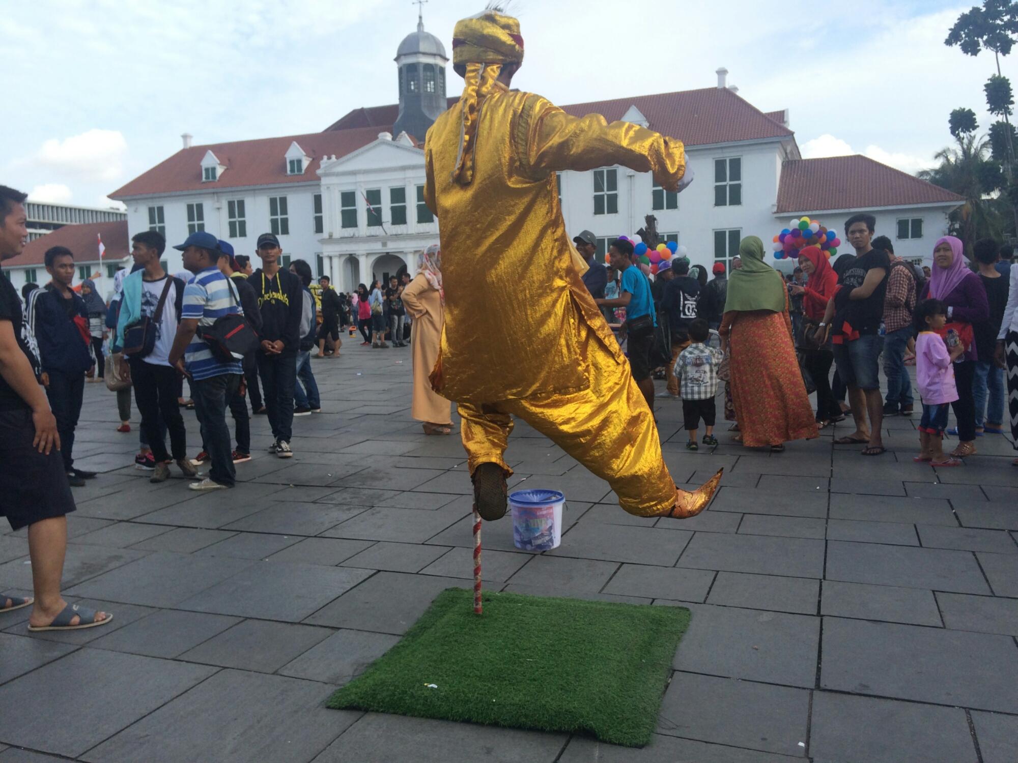 Wisata Kota Tua Jakarta  jendelakeluarga.com