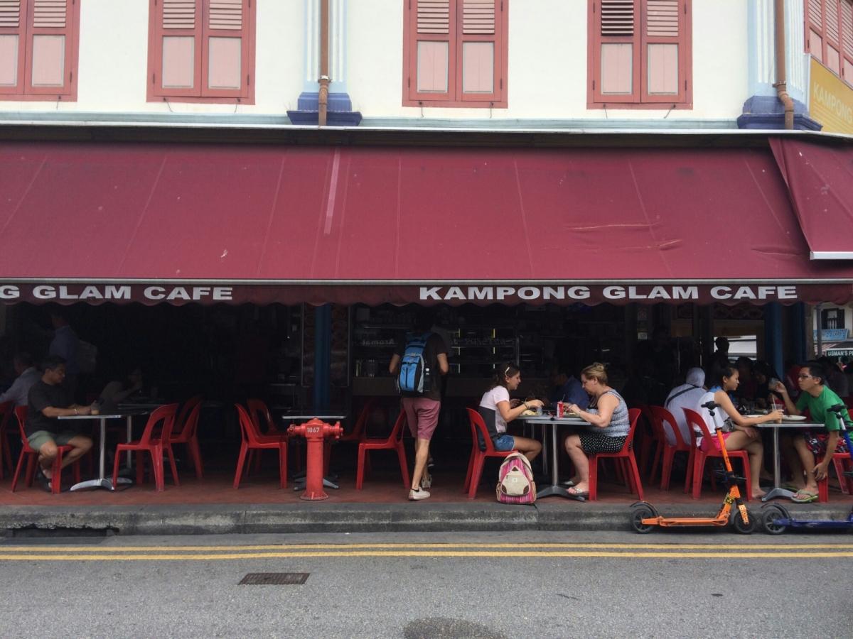 5 Tempat Makan HALAL dan Ekonomis di Singapura