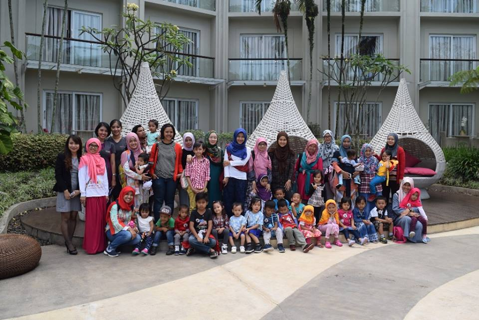 #temanmain07 : Hotel Tour to Sheraton Bandung