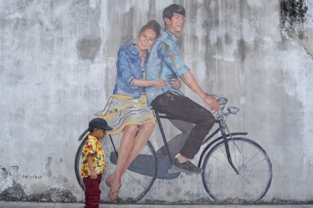 mural street art penang 2