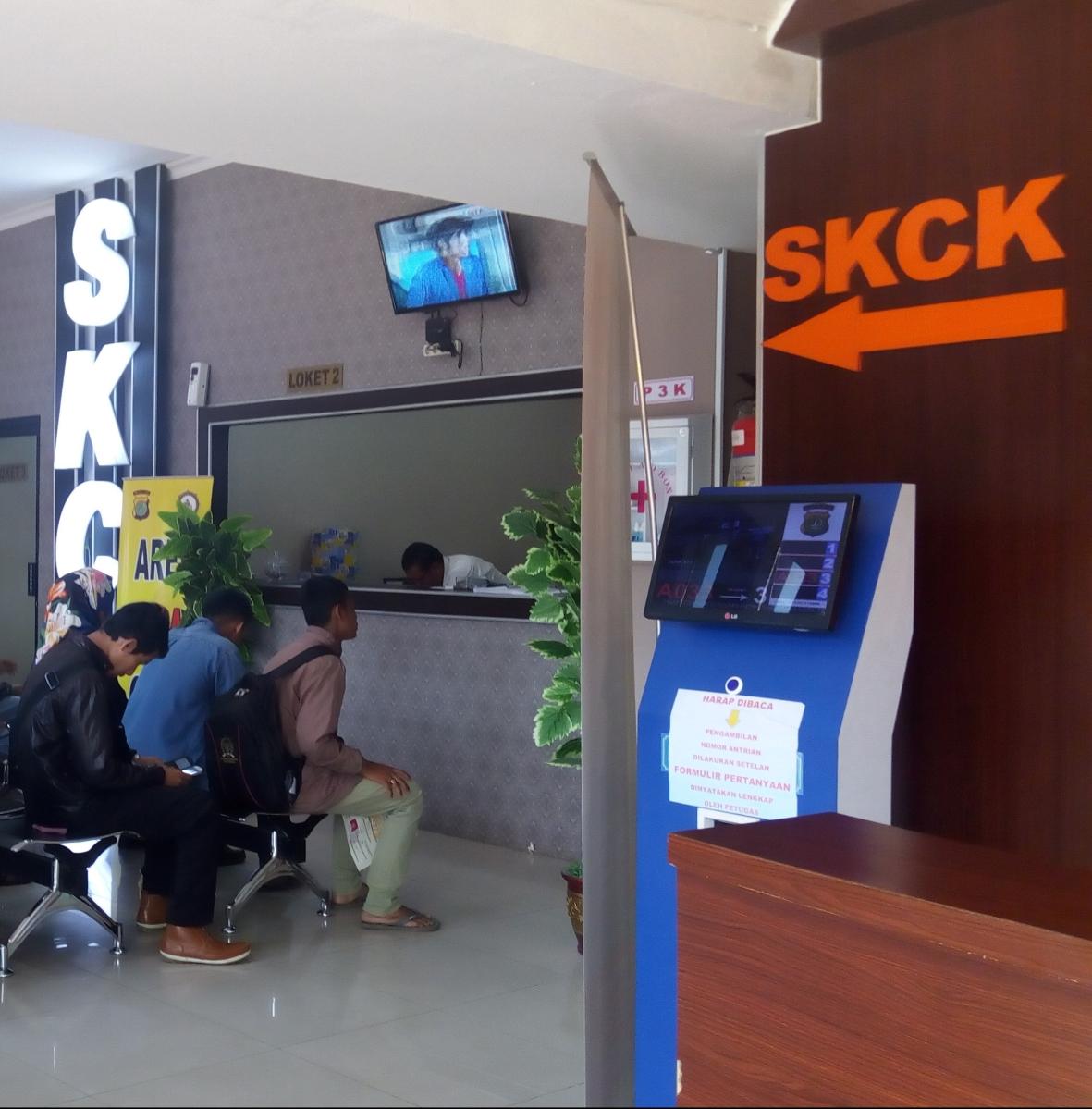 Cara Pembuatan SKCK di Polres Tangerang