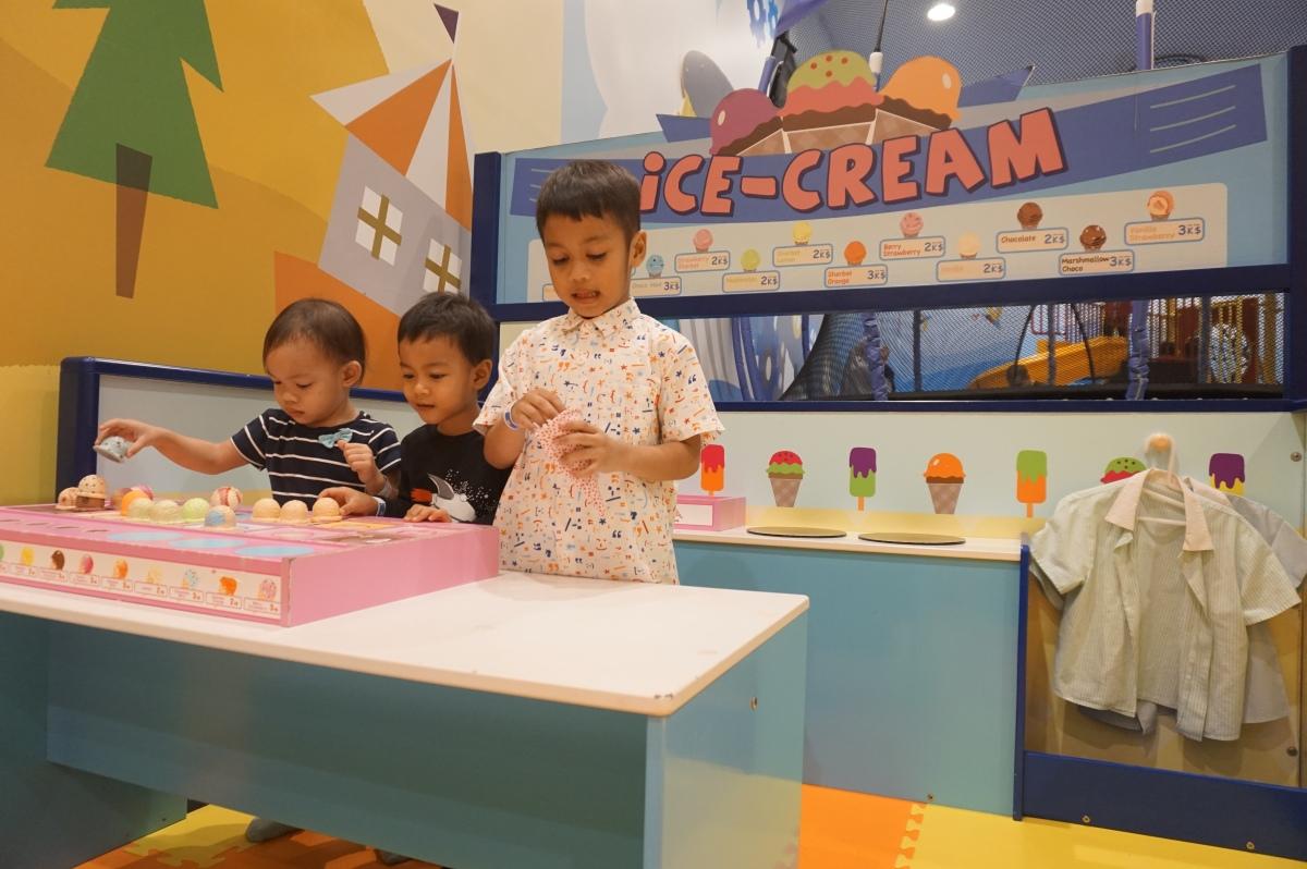 Kidzoona AEON Mall BSD City Tangerang