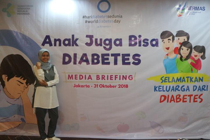 anak juga bisa diabetes 2