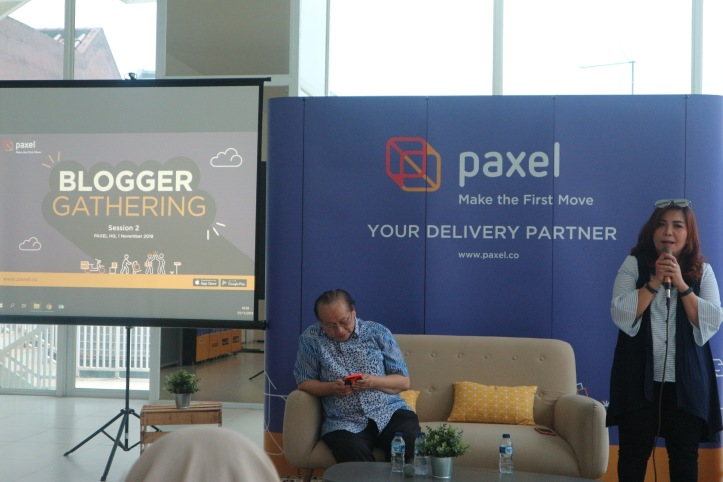 paxel blogger gathering