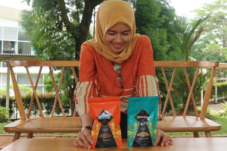 krakakoa biji coklat asli indonesia